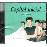 Cd Capital Inicial   Série Sem Limite Cd Duplo 30 Sucessos