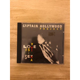 Cd Captain Hollyood Project  Love Is Not Sex