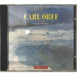 Cd Carl Orff Carmina Burana   A6