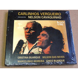 Cd Carlinhos Vergueiro Interpreta Nelson Cavaquinho Lacrado
