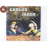 Cd Carlos E Jader Você No Coração Ao Vivo   C2
