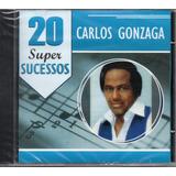 Cd Carlos Gonzaga   20 Super Sucessos