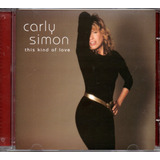 Cd Carly Simon   This Kind Of Love