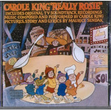 Cd Carole King Really Rosie Novo