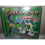 Cd Carrapicho Festa Do Boi Bumba 1996 Ne