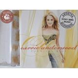 Cd Carrie Underwood Carnival Ride   Veja O Video   D9