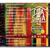Cd Casa De Samba 2 Com Jair Rodrigues Mpb 4 Novo Lacrado