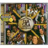 Cd Casa De Samba 3 Com Jorge Ben Jor E Ivete Sangalo