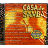 Cd Casa De Samba Ao Vivo Com Elton Medeiros Nelson Rufino