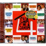 Cd Casa De Samba Vol 4 Alcione Jorge Aragão Arlindo Lacrado