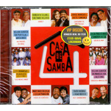 Cd Casa De Samba Vol 4 Péricles Jorge Aragão Arlindo Lacrado