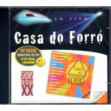 Cd Casa Do Forró Limão Com Frejat Zé Ramalho Chico Cesar