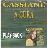 Cd Cassiane   A Cura   Play back