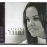 Cd Cassiane   Faça A Diferença