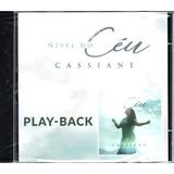 Cd Cassiane   Nível Do Céu Em Playback