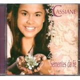 Cd Cassiane   Sementes Da Fé