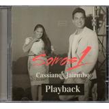 Cd Cassiane E Jairinho   Salmos 1   Playback