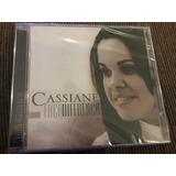 Cd Cassiane Faça Diferença 1 Versão 2007 Lacrado