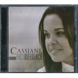 Cd Cassiane Faça Diferença Lc99