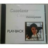Cd Cassiane Recompensa Play Back