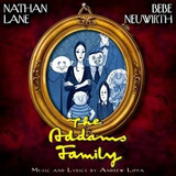 Cd Cast Recording The Addams Family