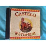 Cd Castelo Rá Tim Bum - 1995