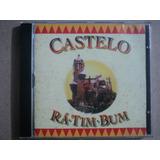 Cd Castelo Rá Tim Bum- Trilha Sonora- 1995- Frete 10,00
