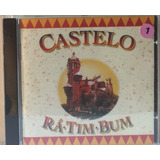 Cd Castelo Rá-tim-bum - Cultura 1995