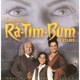 Cd Castelo Rá-tim-bum - O Filme