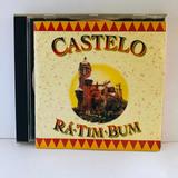 Cd Castelo Rá-tim-bum Original