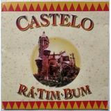 Cd Castelo Ra tim bum usado original raridade brinde