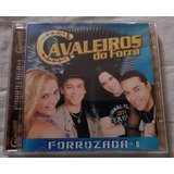 Cd Cavaleiros Do Forro   Forrozada Vol 6 Lacrado