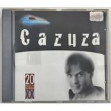 Cd Cazuza Millennium   A1