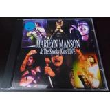 Cd Cd Usado Marilyn Manson And Th Marilyn Manson