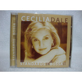 Cd Cecilia Dale Standars In Bossa 2  002
