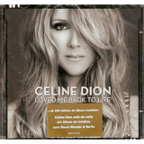 Cd Celine Dion   Loved Me Back To Life   Novo