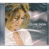 Cd Celine Dion   My Love   Essential Collection