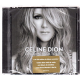 Cd Celine Dion Loved Me Back To Life Original E Lacrado