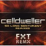 Cd Celldweller So Long Sentiment Remixes