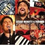 Cd Cesar Menotti E Fabiano Retrato
