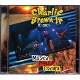 Cd Charlie Brown Jr  Música Popular Caiçara Novo Lacrado
