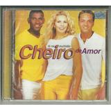 Cd Cheiro De Amor Na Multidão Márcia Freire 2000 Lacrado