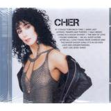 Cd Cher Icon