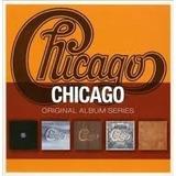 Cd Chicago Box Set 5cd   Serie Original