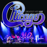 Cd Chicago Greatest Hits Live    Original Lacrado