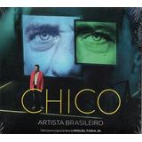 Cd Chico Buarque   Artista Brasileiro