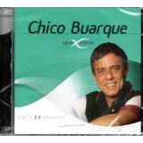 Cd Chico Buarque   Série Sem Limite Cd Duplo 30 Sucessos