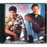 Cd Chico Rey E Paraná 1993   Com Encarte Das Musicas