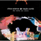Cd Chico Science   Da Lama Ao Caos   Original Lacrado