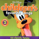 Cd Childrens Favorite Songs Volume 02  25 Classic Tunes
